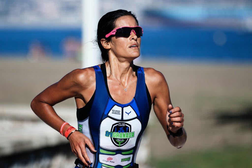 woman running pain free